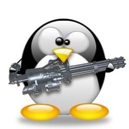 tux-with-a-gun